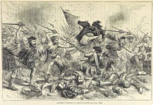 Lochiel's_charge_at_Killycrankie