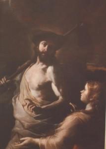 Mattia Preti - Cristo risorto in veste di giardiniere appare alla Maddalena - Galleria Nazionale di Cosenza