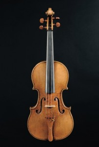 Violino 'Caspar Hauser', opera di Giuseppe Guarneri 'del Gesù' | © Walter Fischli – Stiftung / Martin Spiess