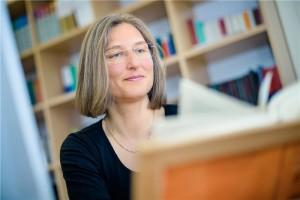 La professoressa Maren Lorenz. © RUB, Damian Gorczany