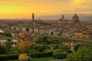800px-Sunset_over_florence_1