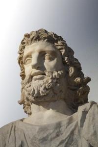Zeus, II sec a.C. Foto Iole Carollo