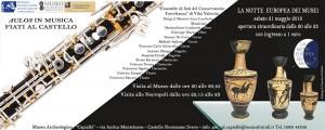 Museo Archeologico Nazionale di Vibo Valentia - Notte Europea dei Musei