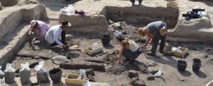 TURCHIA Arslantepe - attività di scavo