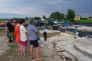 Open Day sugli scavi dell'Università  di Padova