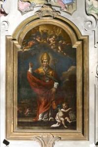 San Gennaro pala di altare