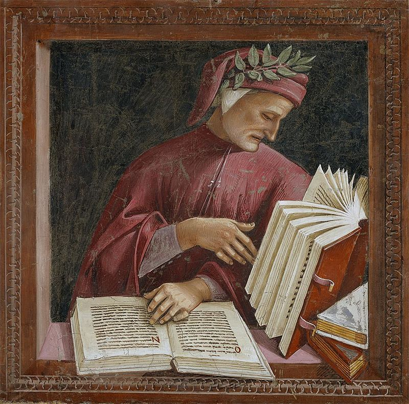Dante Alighieri padre letteratura italiana