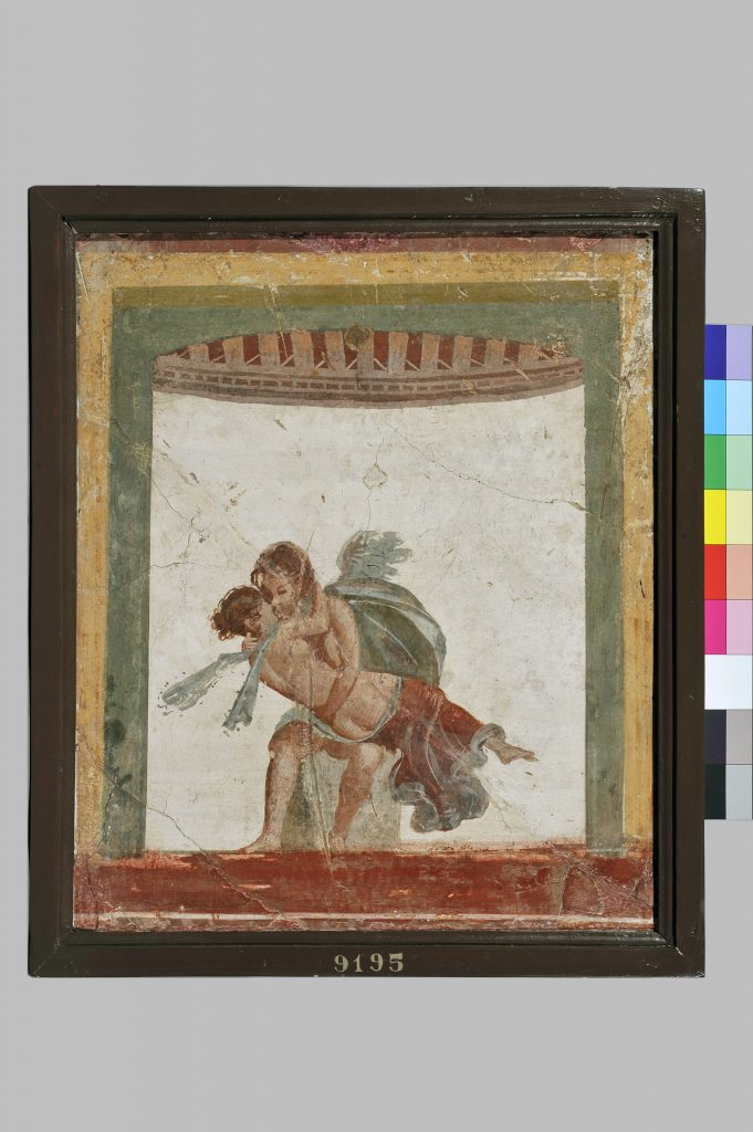 Ovidio mostra Roma