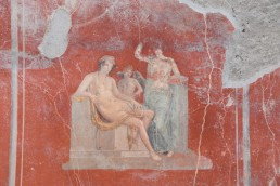 Regio V Pompei Casa Giardino Giove