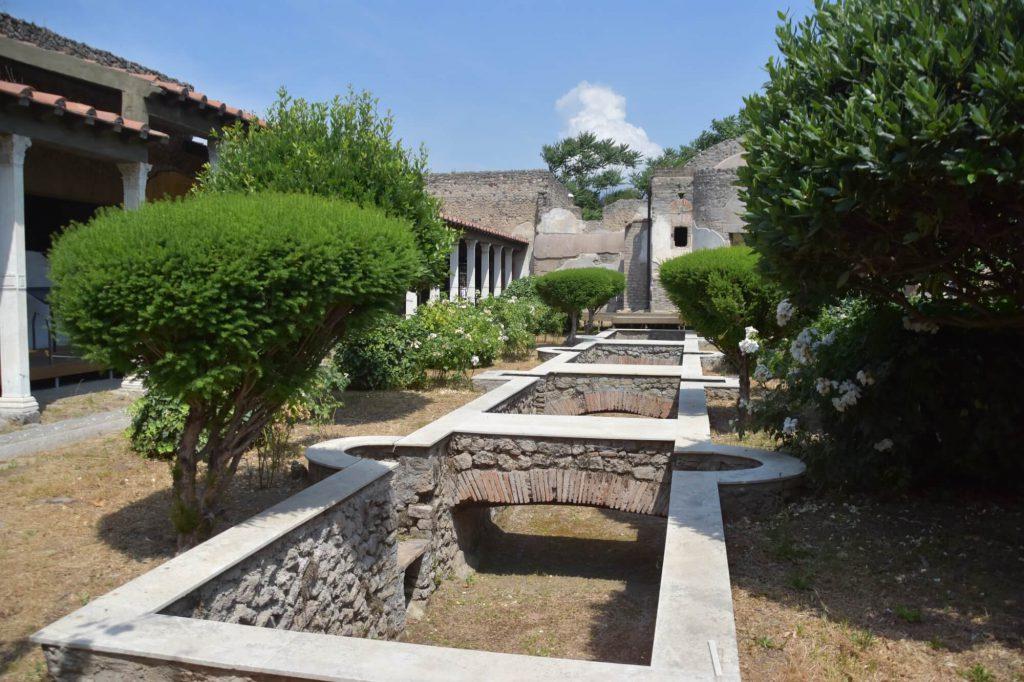 Pompei Casa di Giulia Felice