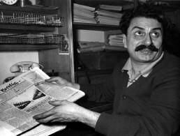correttore di bozze Giovannino Guareschi