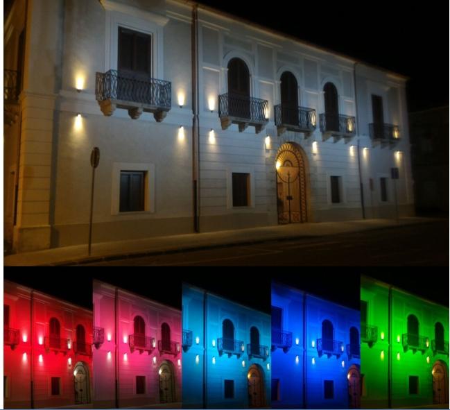 Locri - Palazzo Nieddu del Rio