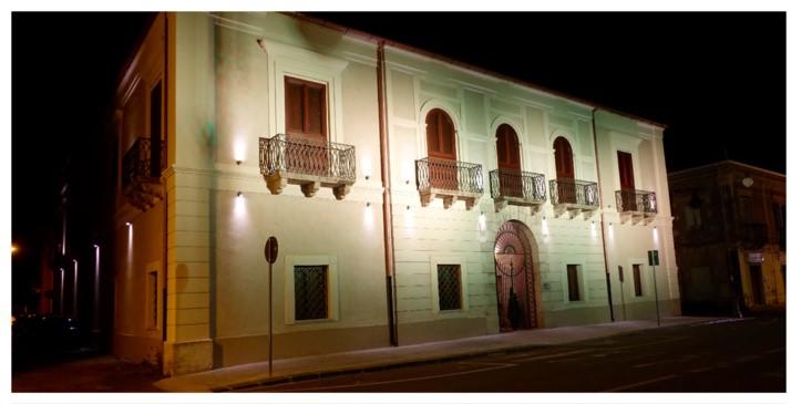 Palazzo Nieddu del Rio Locri