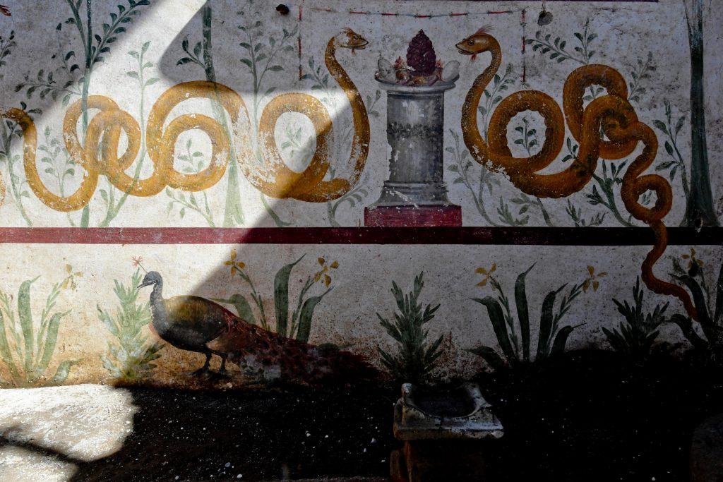 larario Pompei Regio V