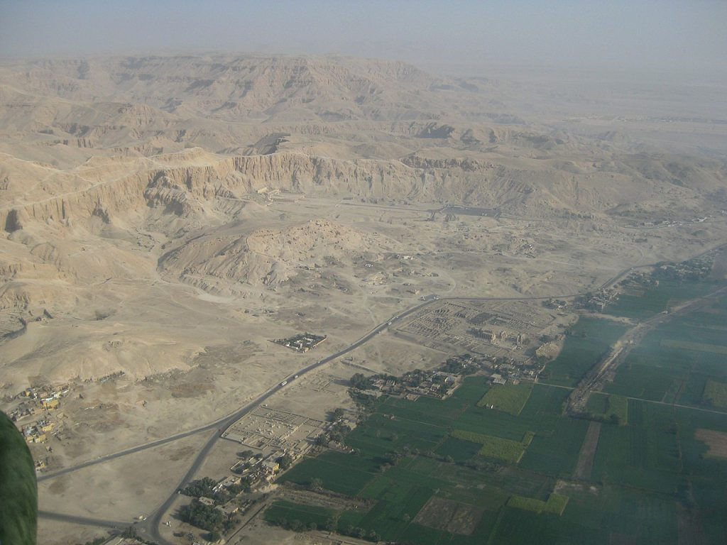 El-Assasif mummie Luxor