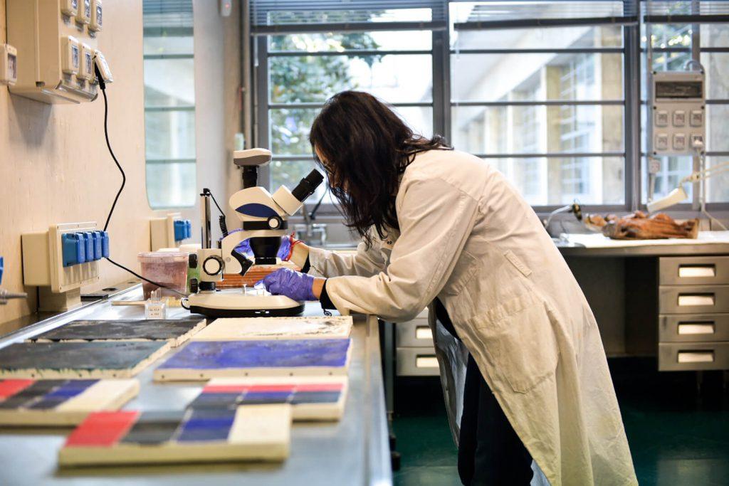 conservazione dei beni culturali Università Ca' Foscari Istituto Italiano di Tecnologia