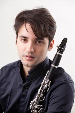 Pausa Museo Roma musei Edoardo Mancini clarinetto