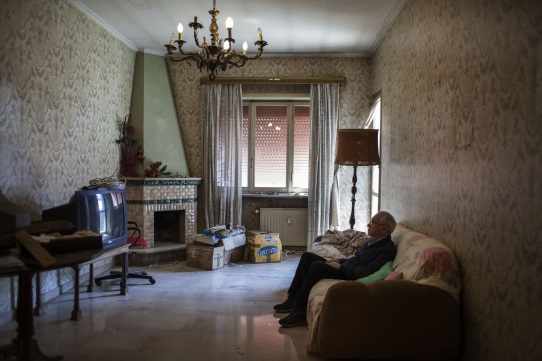 Emiliano Mancuso Casa del Cinema Roma fotografia documentari Le Cicale