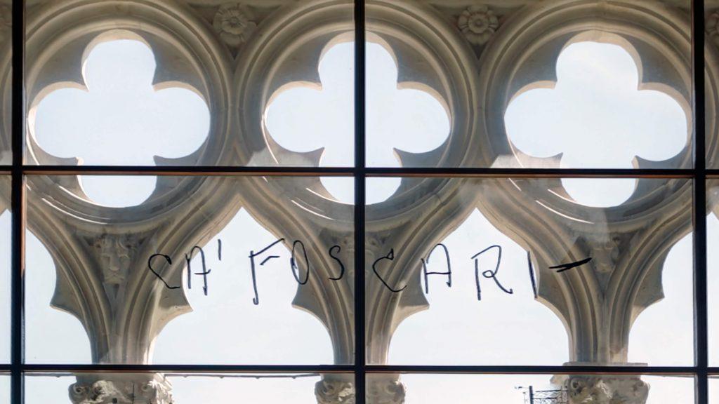 Università Ca' Foscari Venezia Carlo Scarpa docufilm