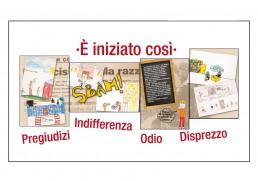 Prendi la tua cartella e vattene da scuola Roma Musei in Comune leggi razziali 1938