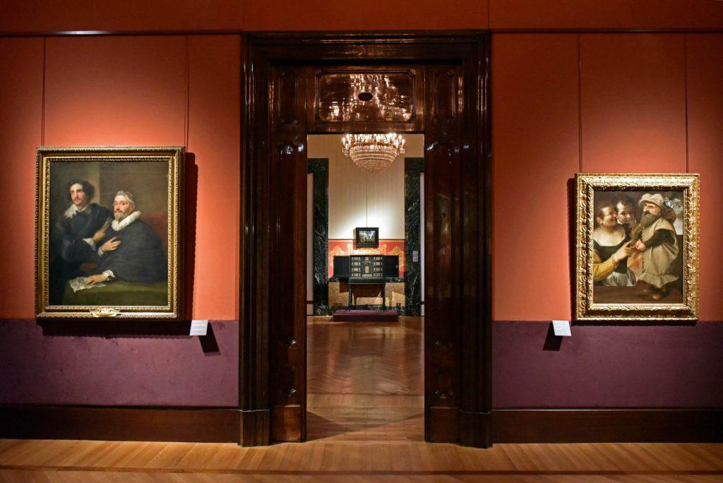 Gallerie di Palazzo Zevallos Stigliano a Napoli mostre Rubens, Van Dyck, Ribera