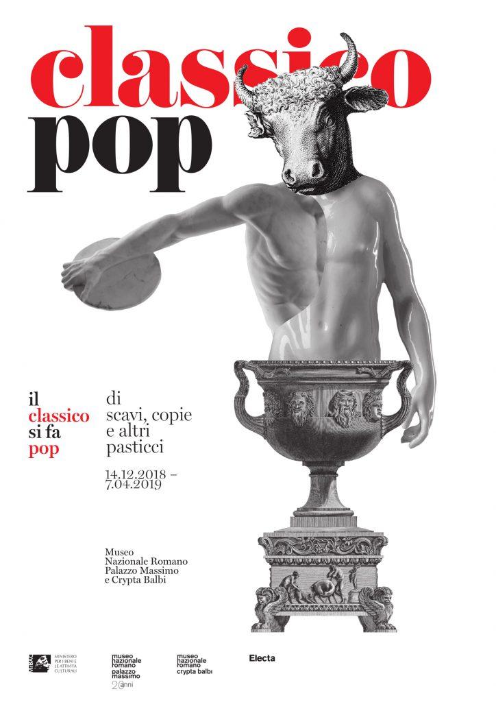 Il classico si fa pop. Di scavi, copie e altri pasticci Giovanni Trevisan Volpato Museo Nazionale Romano Crypta Balbi Palazzo Massimo Roma mostre