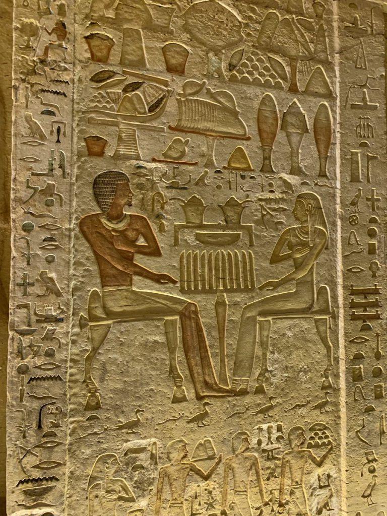 necropoli di Saqqara Wah-t Neferirkara Kakai V dinastia Wret-Ptah Meret Min
