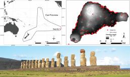 Isola di Pasqua Rapa Nui moai ahu
