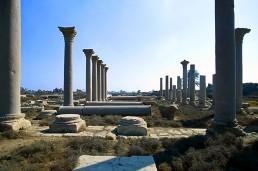 Tuna el-Gebel Hermopolis Magna el-Ashmunein