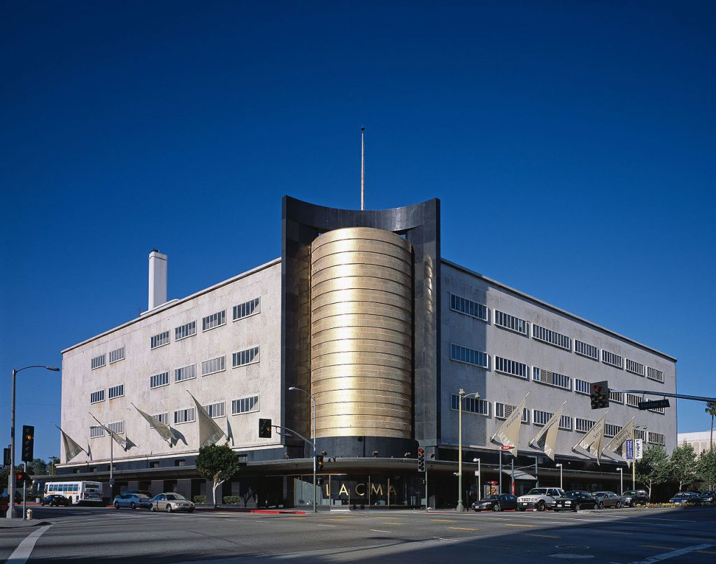 The Academy Museum of Motion Pictures May Company Building musei