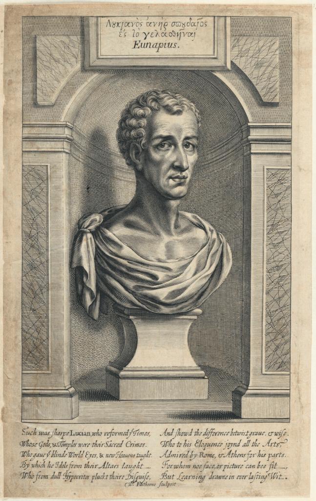 Luciano di Samosata Come si deve scrivere la storia storiografia