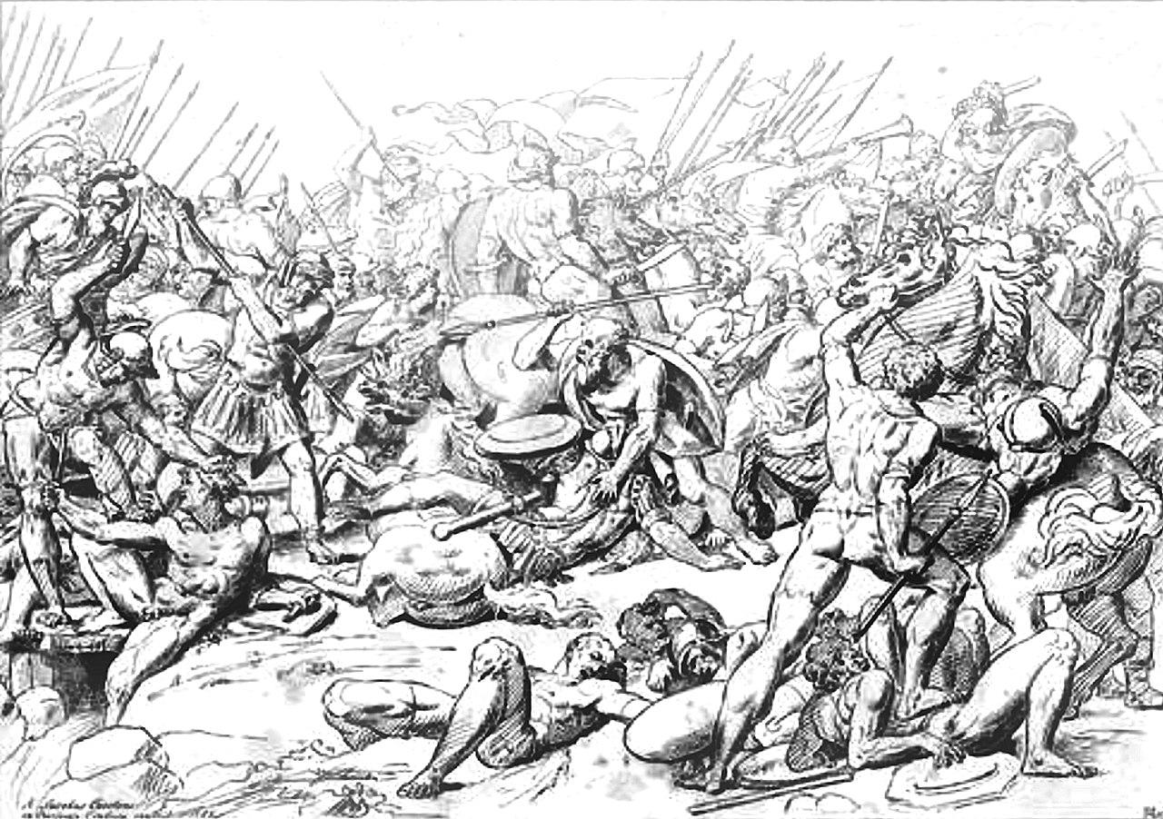 Guerra del Peloponneso battaglia di Potidea