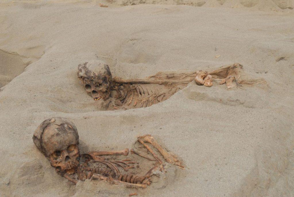 Huanchaquito-Las Llamas mass sacrifice Peru Chimú