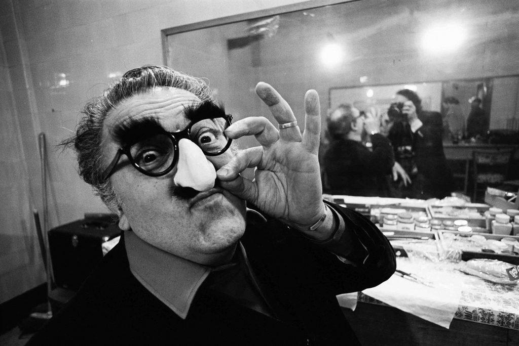 Roma mostra Fellini. Uno sguardo personale di Vittoriano Rastelli