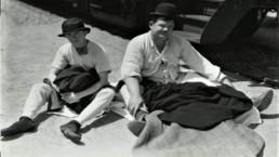 Stan Laurel Oliver Hardy risata lunga una vita