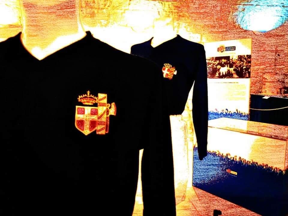 mostra un secolo d'azzurro Taranto