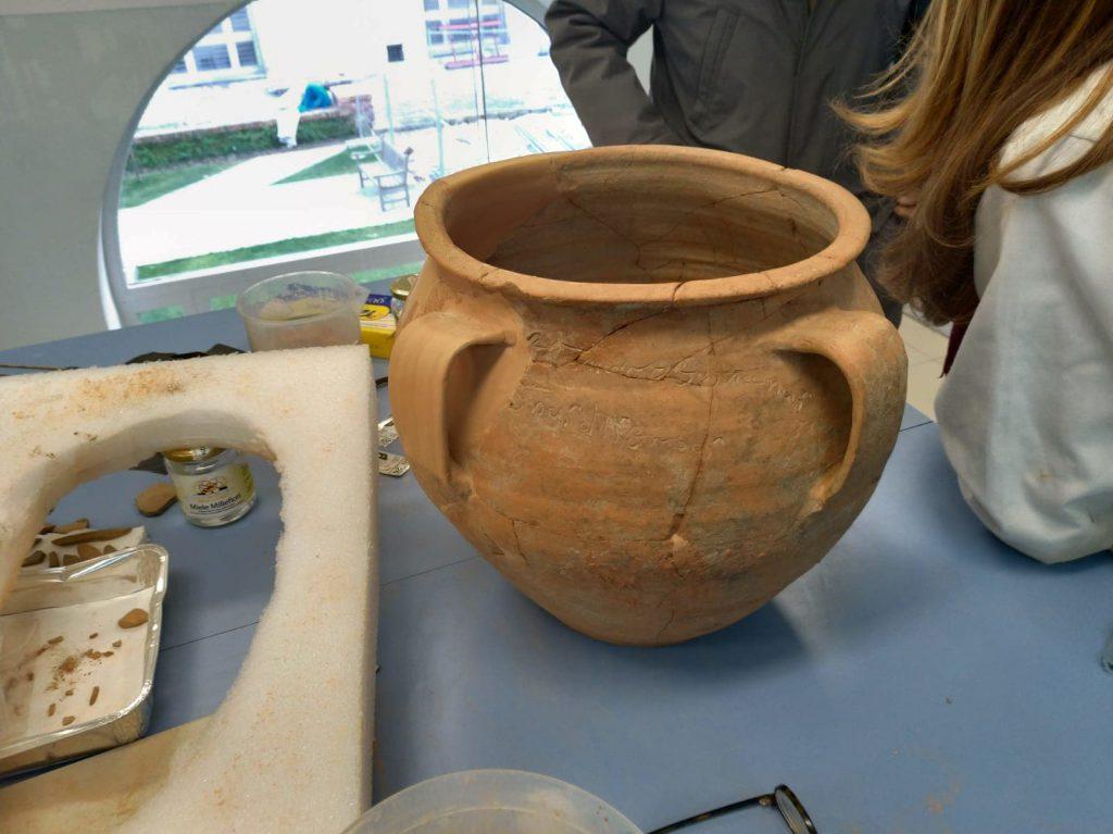 Ceramiche datazione archeologia