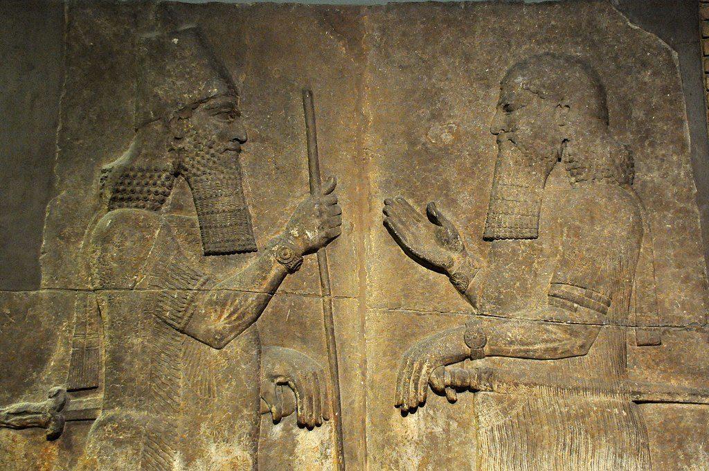 Karkemish Sargon II Assyria