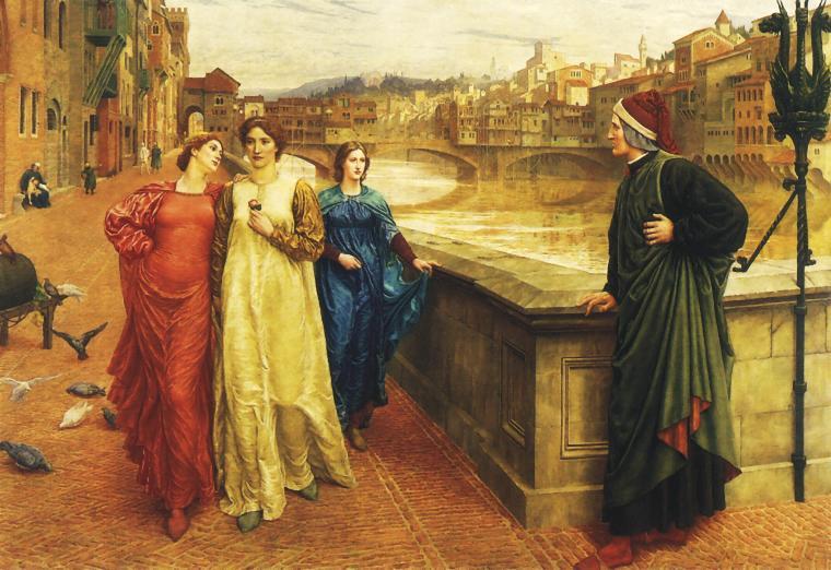 Beatrice Dante Alighieri