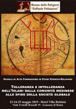 Tolleranza e intolleranza nell'Islam: dalla comunità medinese alle sfide della società globale Genzano di Roma