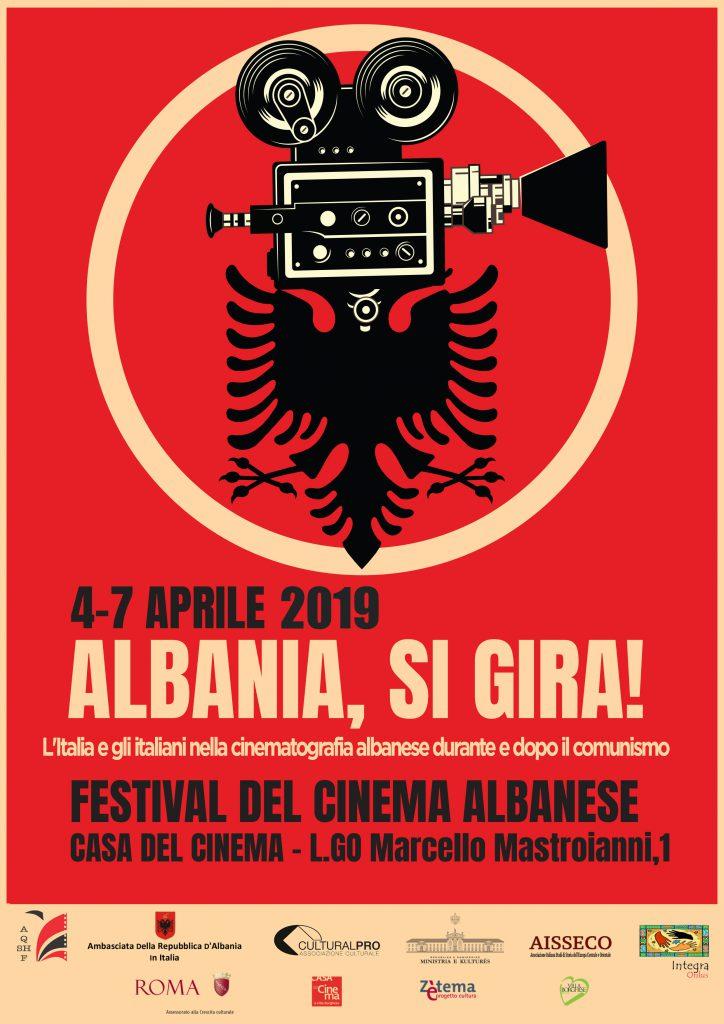 Albania si gira! Festival del cinema albanese