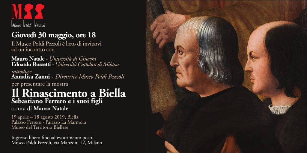 Rinascimento Biella Sebastiano Ferrero