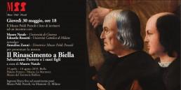 Rinascimento Biella Sebastiano Ferraro