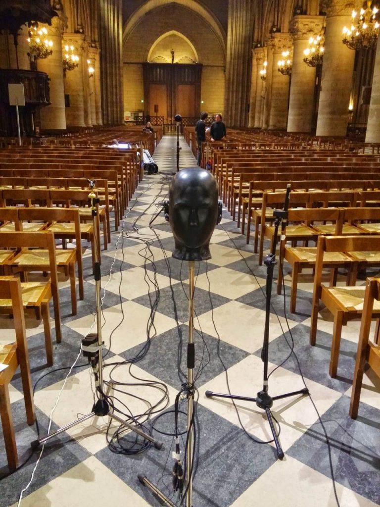 Notre Dame acoustics