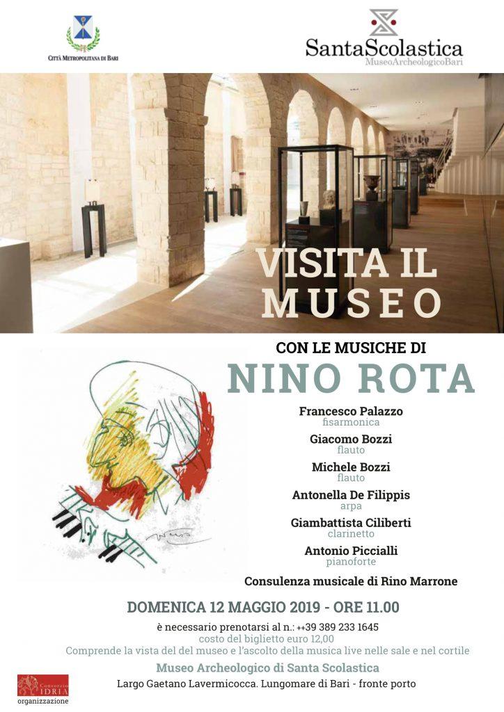 Nino Rota Museo Archeologico di Santa Scolastica