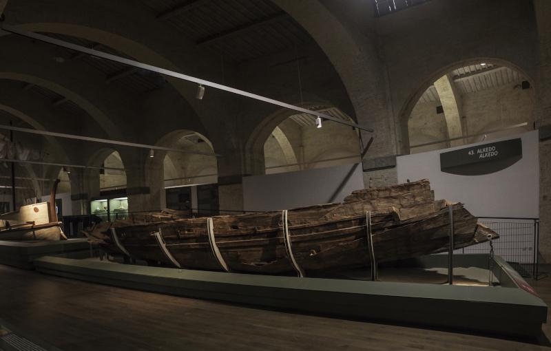 Alkedo. Museo delle Navi Antiche