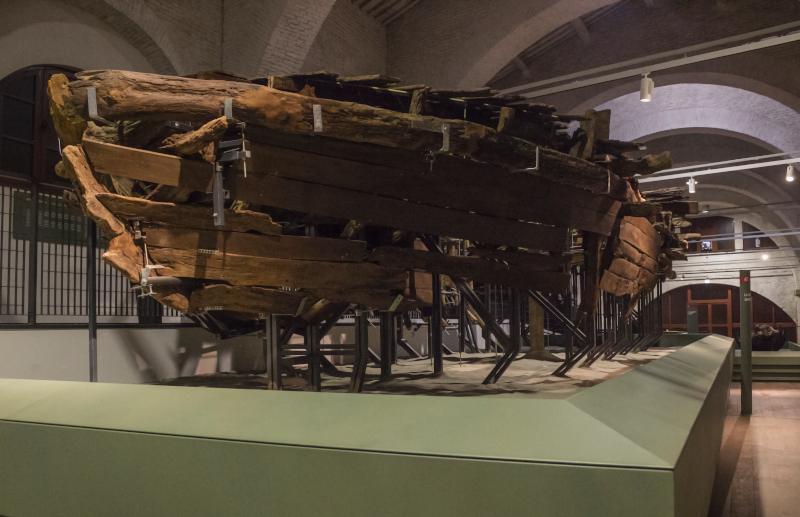 Nave D. Museo delle Navi Antiche