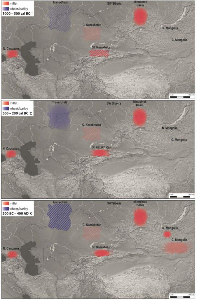 nomad pastoralists diets
