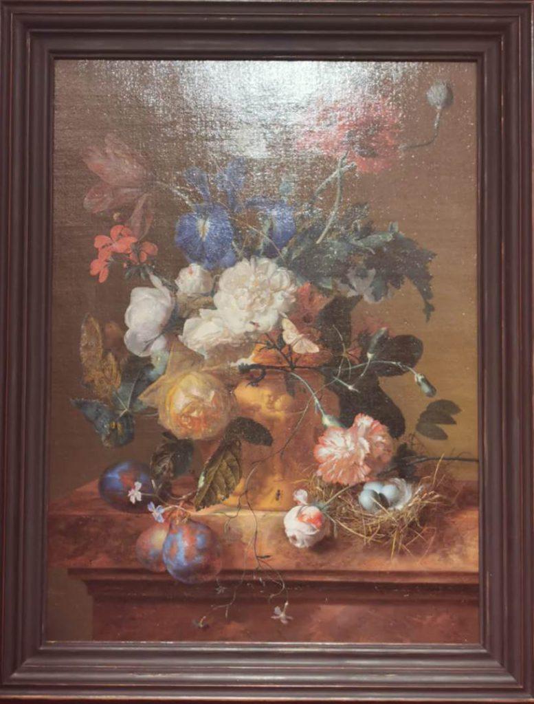 Il Vaso di Fiori Jan van Huysum