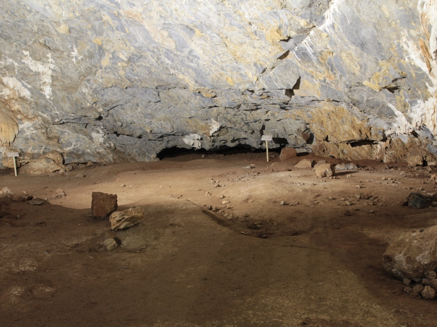 grotta di Acquacadda Nuxis